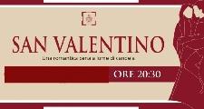 Cena Romantica San Valentino Castello Bevilacqua Verona