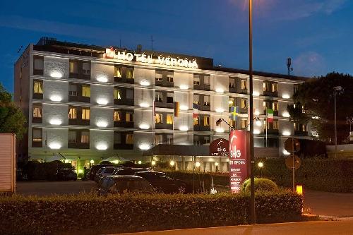 San Valentino, Hotel SHG Verona centro