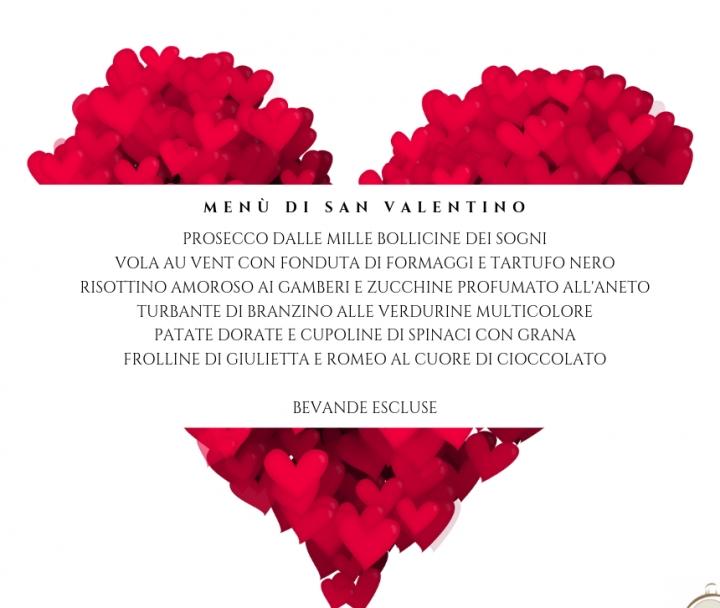 Cena Gourmet romantica in Hotel a Verona San Valentino 2019 Foto