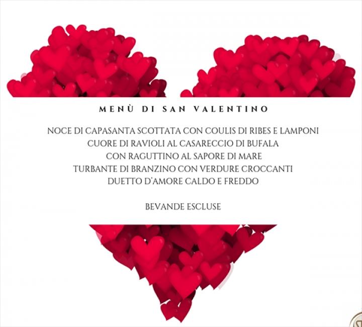 Cena San Valentino in Hotel vicino Verona Foto