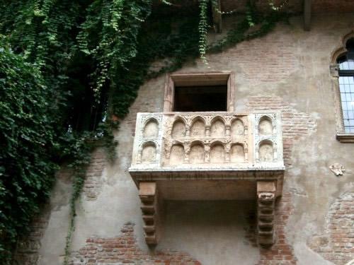 Casa di Giulietta San Valentino Verona