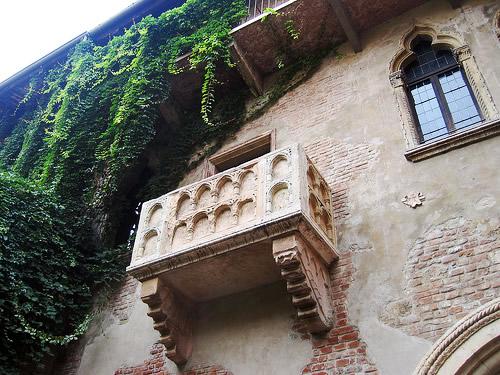Storia Giulietta e Romeo San Valentino a Verona