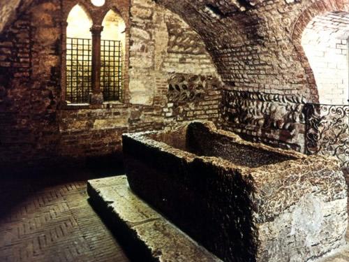tomba di giulietta verona foto